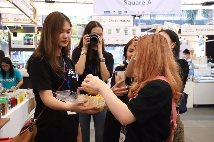 Wongnai Bangkok Food Festival 2019