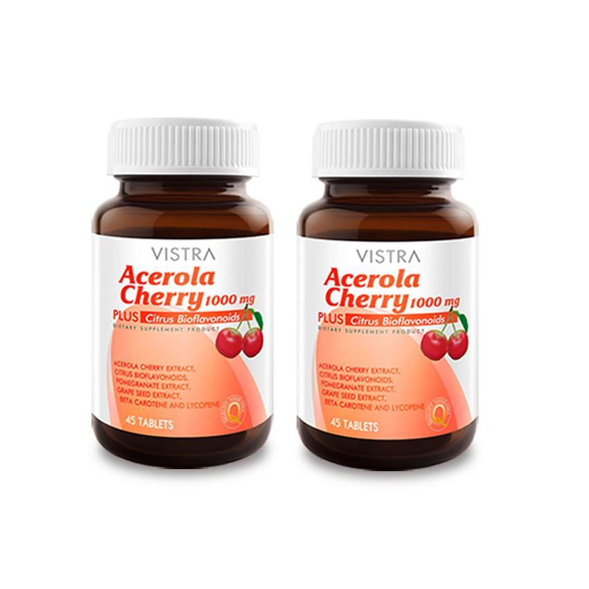 Vistra Acerola Cherry 1000mg