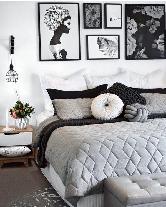 รวมไอเดียห้องนอน Minimal Style