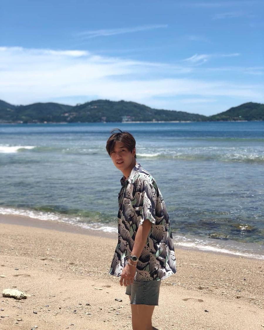 ไอเดียแต่งตัวผู้ชาย ไปทะเล