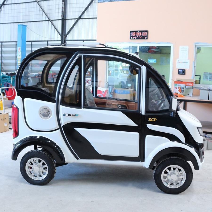รถยนต์ไฟฟ้าไซซ์มินิ