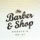 รูปภาพโลโก้ ของ The Barber & Shop, Warate's