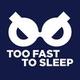 รูปภาพโลโก้ ของ Too Fast To Sleep