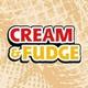 รูปภาพโลโก้ ของ Cream & Fudge