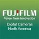 รูปภาพโลโก้ ของ Fujifilm Cameras