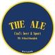 รูปภาพโลโก้ ของ The Ale craft beer & sport
