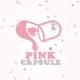 รูปภาพโลโก้ ของ Pink Capsule cafe