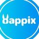 รูปภาพโลโก้ ของ happix