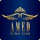 รูปภาพโลโก้ ของ Amed Clinic